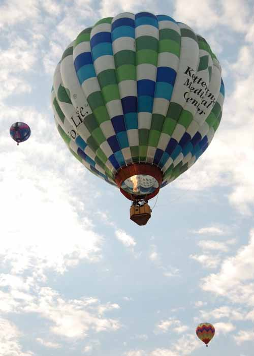 Cincinnati Private Balloon Rides