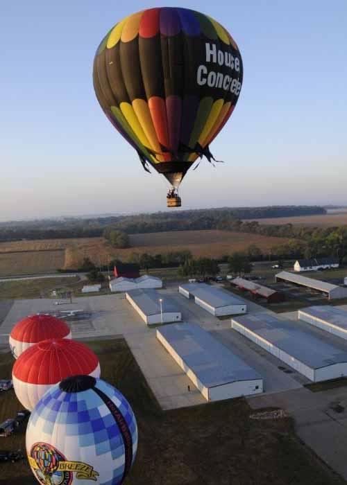 Cincinnati Standard Balloon Rides