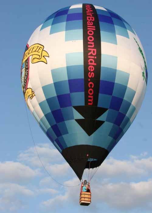 Cincinnati Shared Balloon Rides