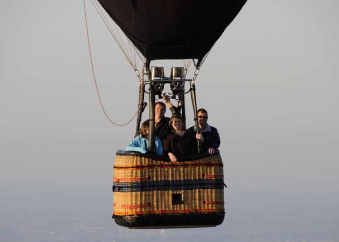 Cincinnati Passenger Hot Air Balloon Rides