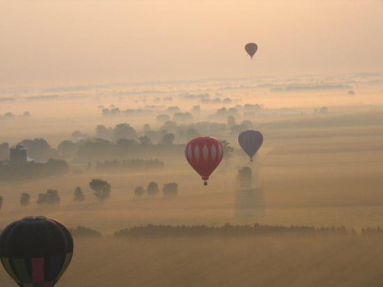 Columbus Hot Air Balloon Rides