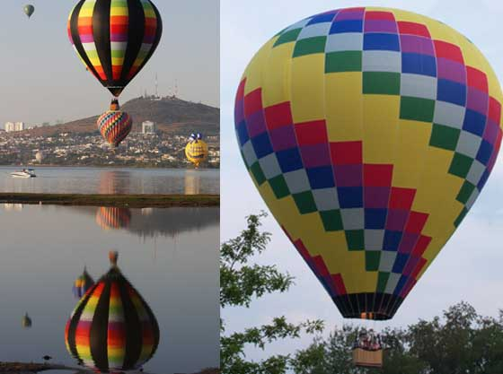 Cleveland Hot Air Balloon Rides