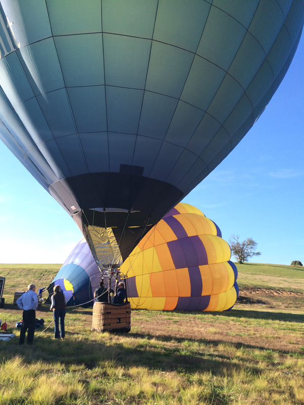 Nashville Hot Air Balloon Private Flight