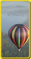 Houston Hot Air Balloon Champagne Flights