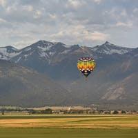 Park City Shared Balloon Flight