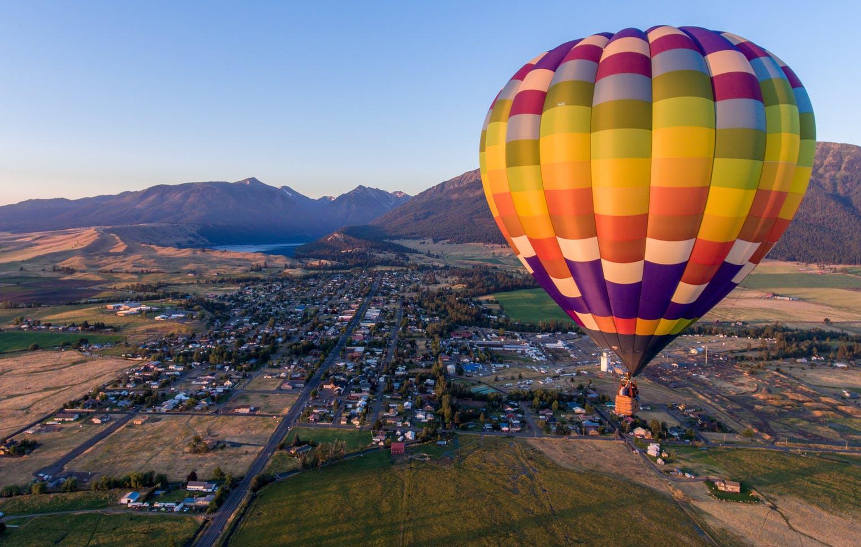 Park City Private Balloon Flight