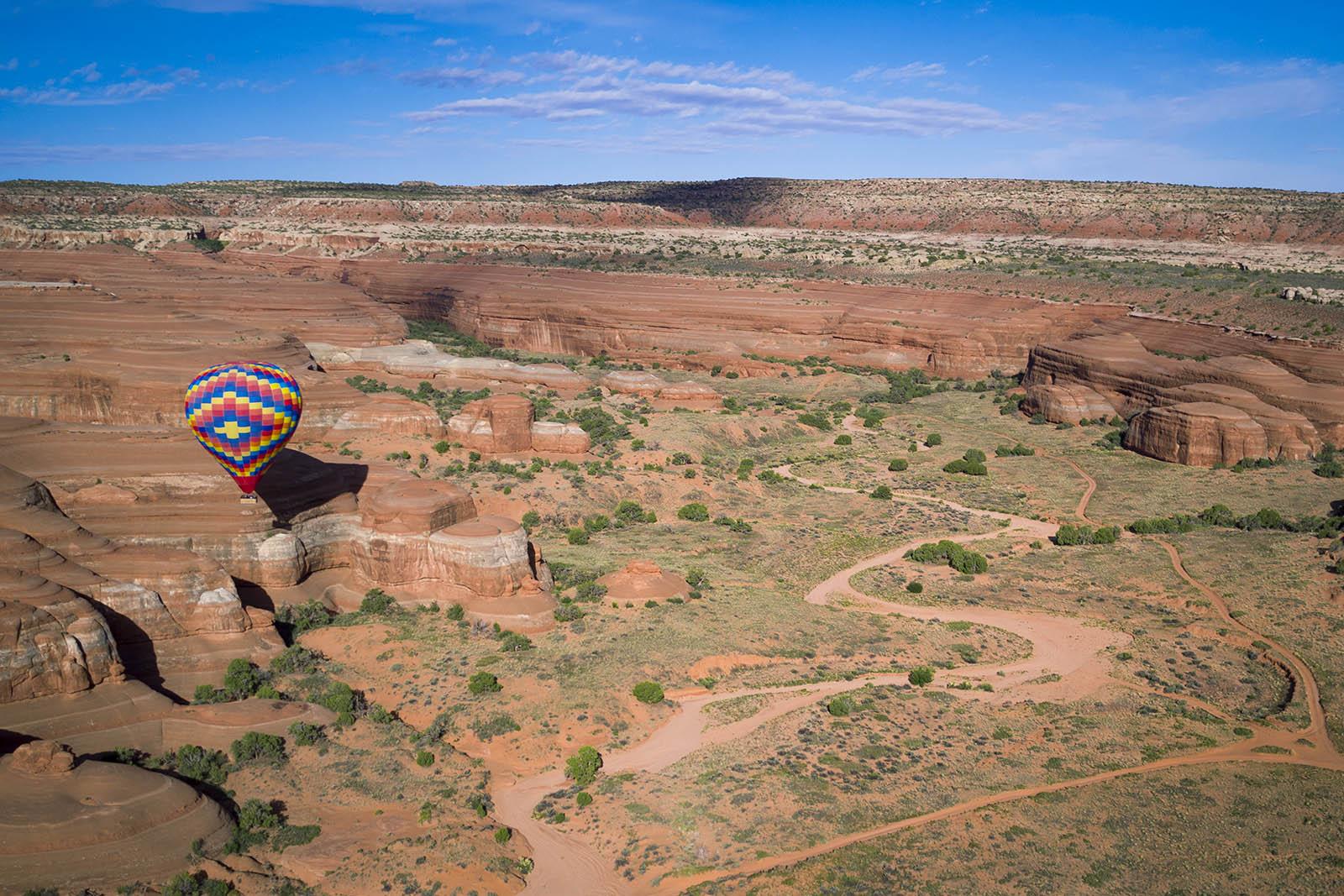 Moab Hot Air Balloon Adventures