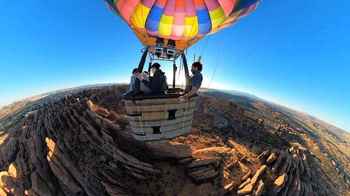 Hot Air Balloon Moab Utah