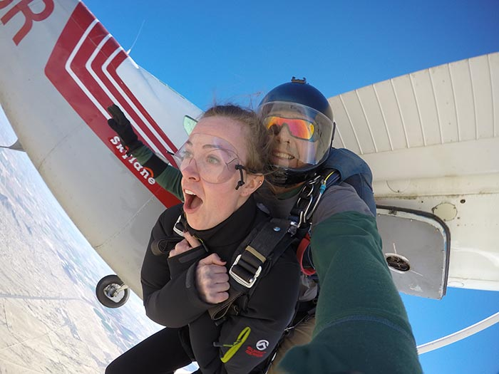Phoenix Tandem Skydive for One