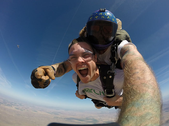 Phoenix Tandem Skydive for Two