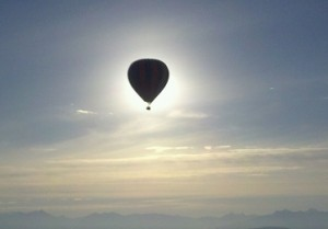 Woodinville Sunrise Balloon Rides