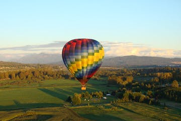 Shared Sunrise/Sunset Balloon Flight in Snohomish