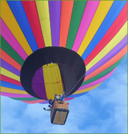 Winthrop Hot Air Balloon Rides