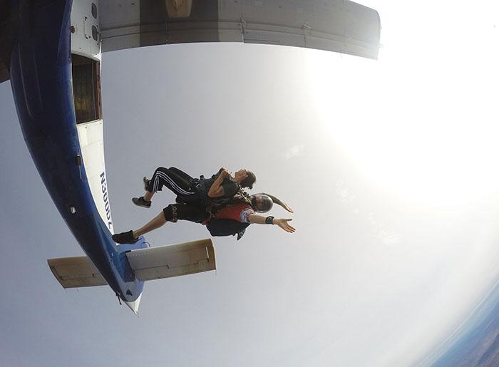 San Diego Tandem Skydive