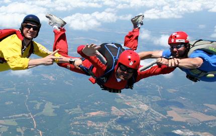 Birmingham Skydiving School