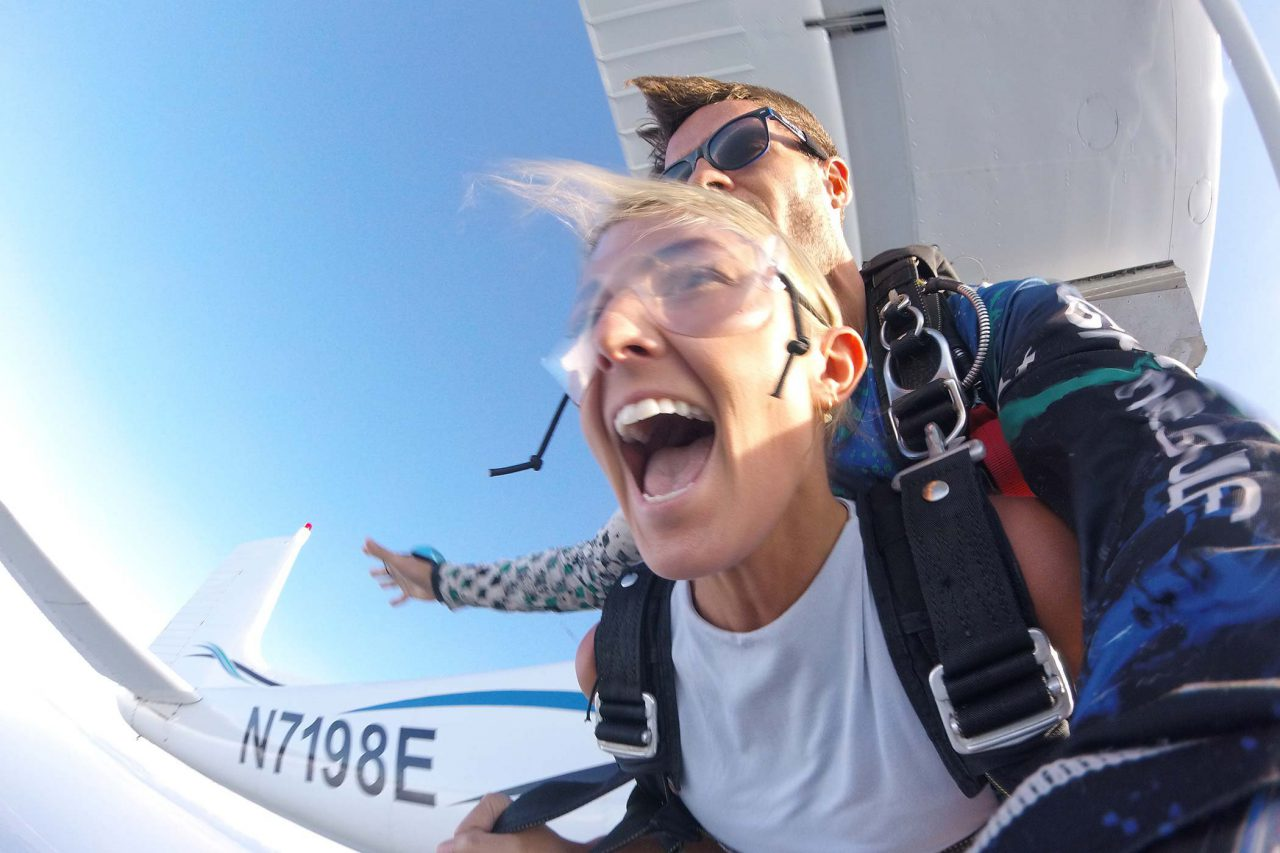 Gulf Shores Tandem Skydiving