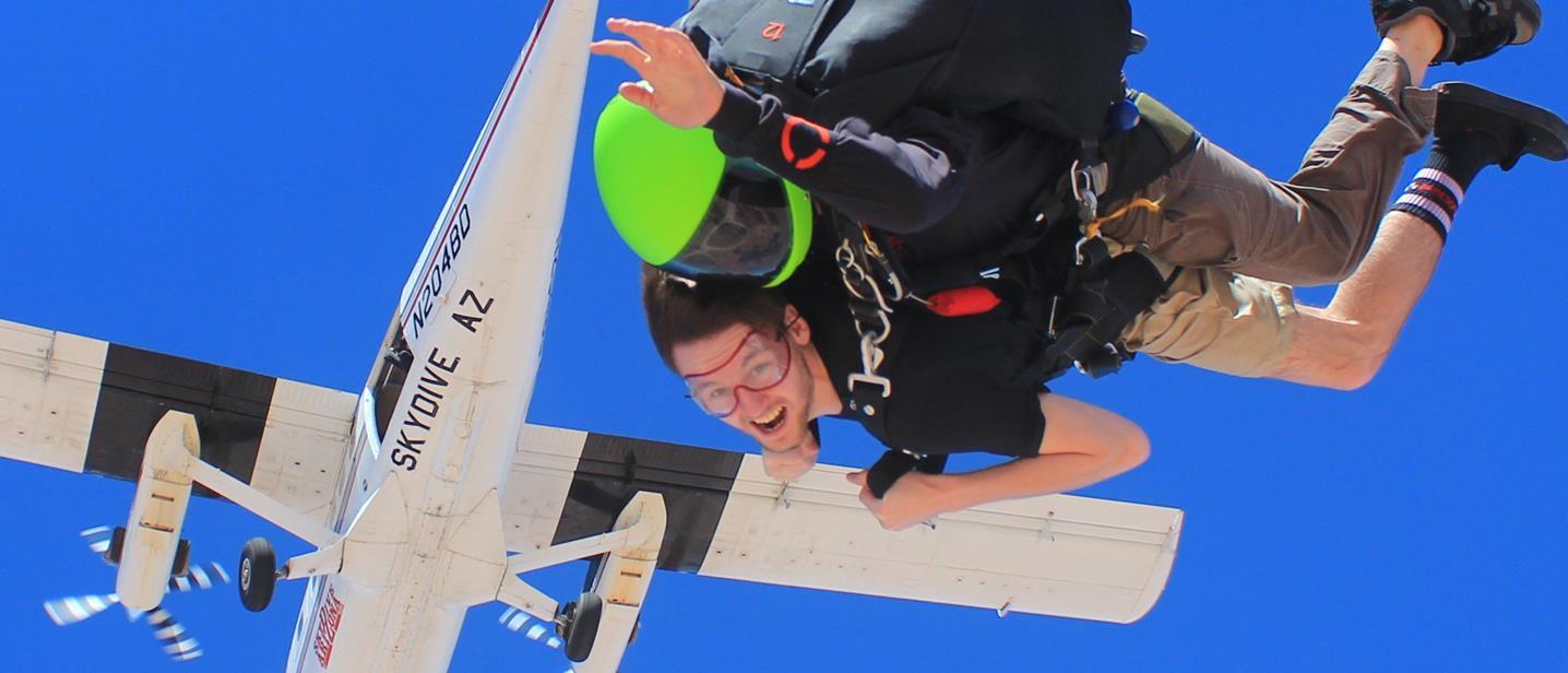 Sedona Tandem Skydiving