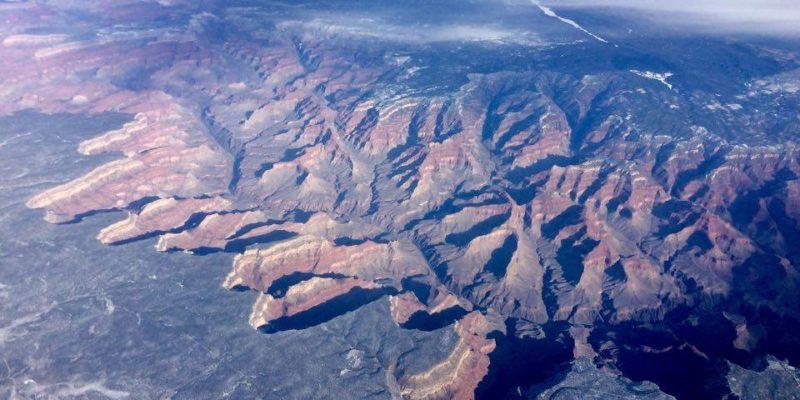 Grand Canyon Naked Skydiv 16,000FT