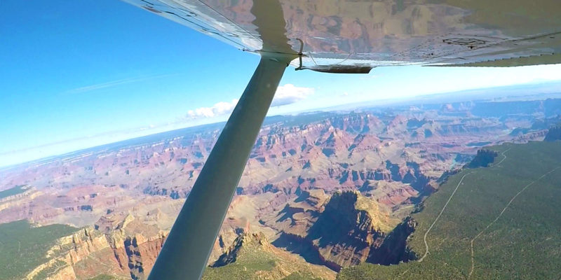 Grand Canyon Skydiving Experience 16,000FT