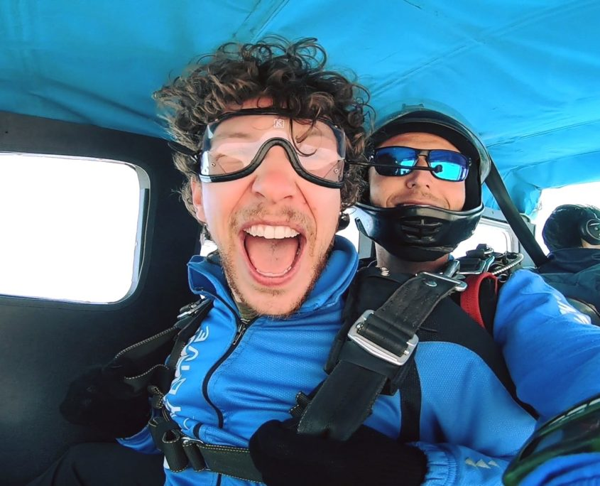 Grand Canyon Skydiving Extreme Experience 16,000FT
