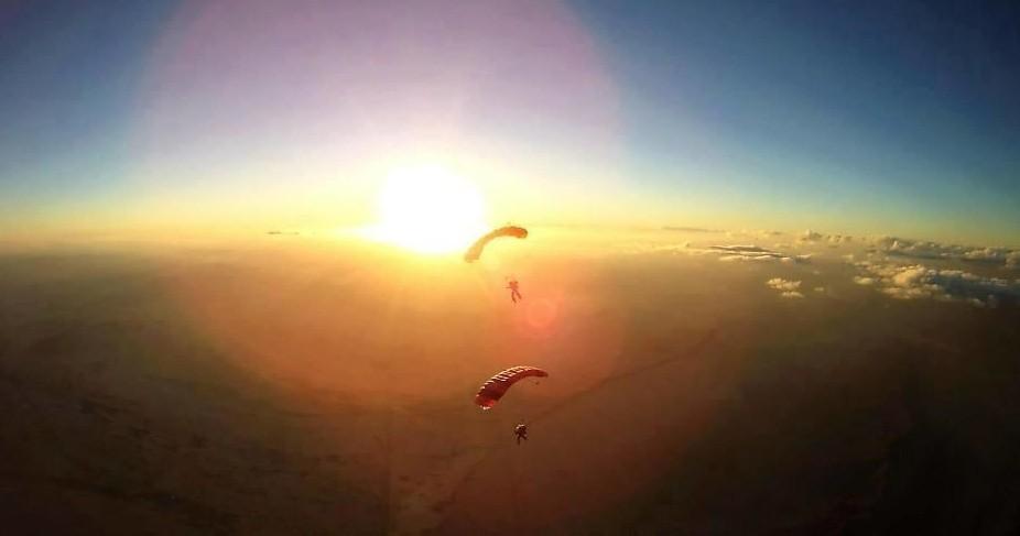 Phoenix Tandem Skydiving