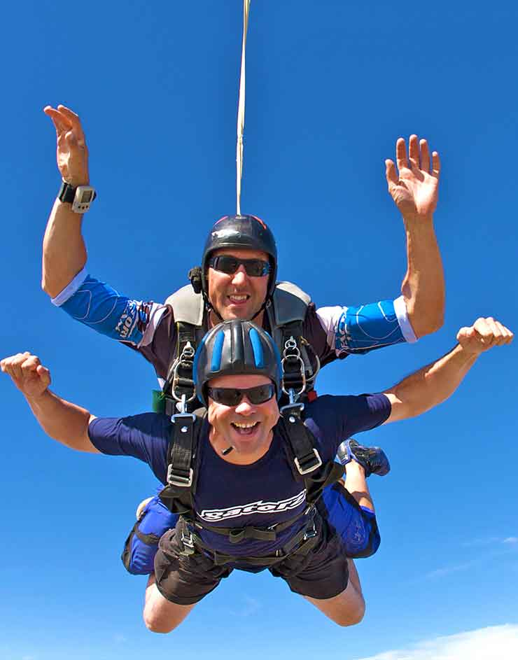 Marana Tandem Skydiving