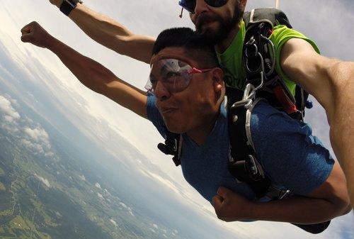 Fayetteville Tandem Skydiving