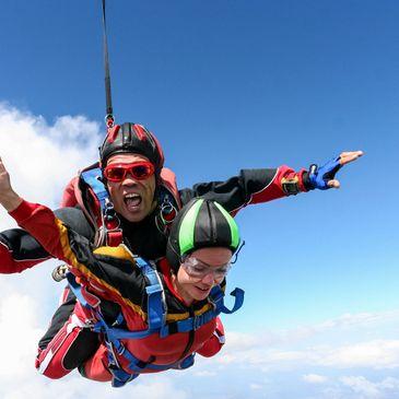 Clarksville Tandem Skydiving