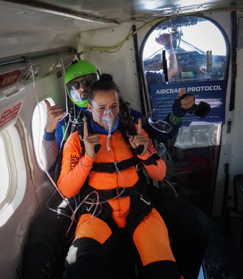 Perris High Altitude Tandem Skydiving