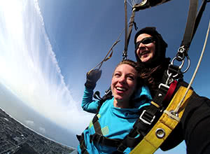 San Jose Tandem Skydiving