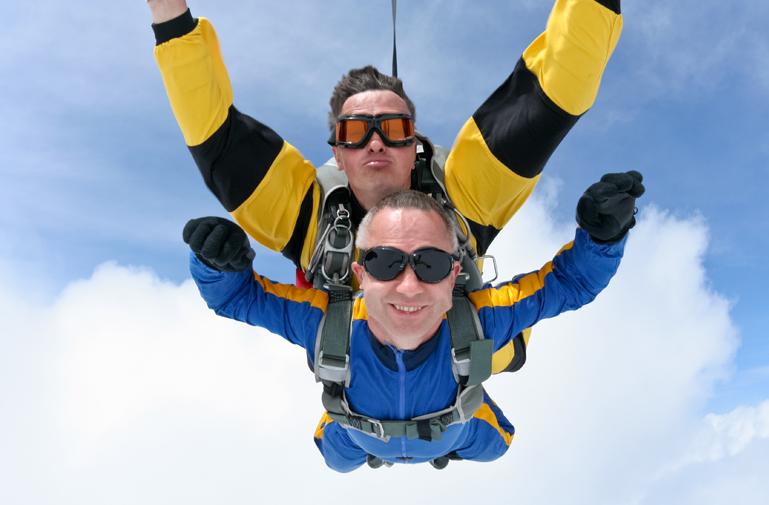 Fresno Tandem Skydiving
