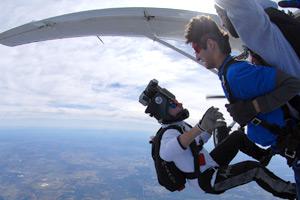 Fresno California Skydive Video Bundles