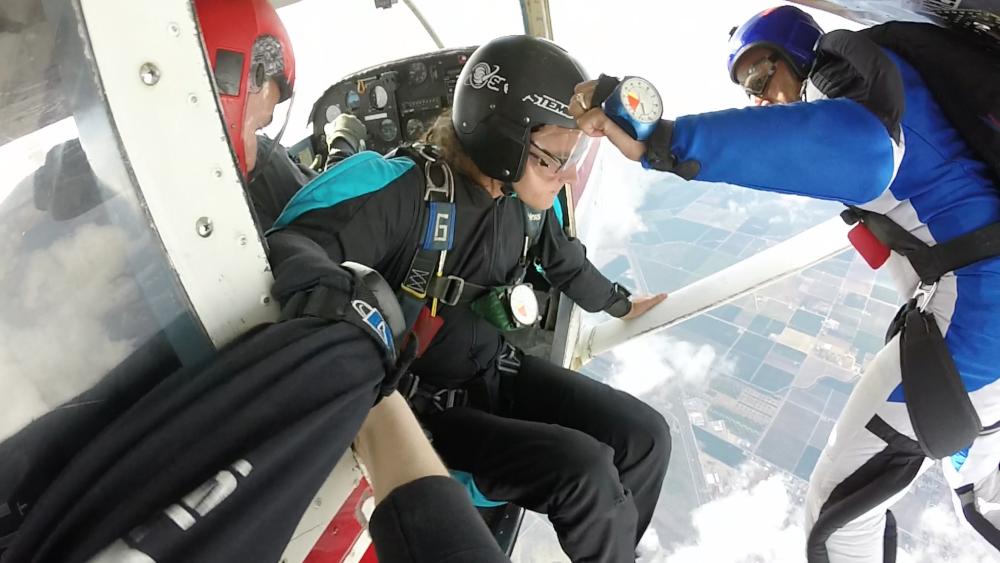 Madera AFF Skydive