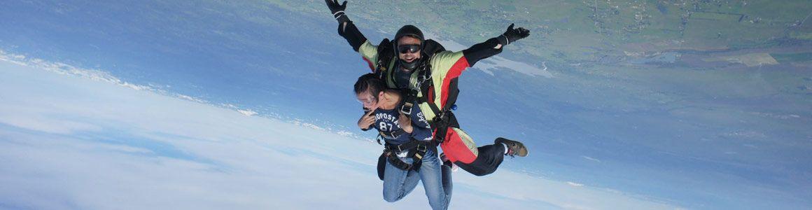 Sacramento Tandem Skydiving