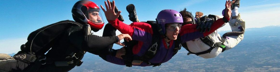 Sacramento AFF / Solo Skydiving
