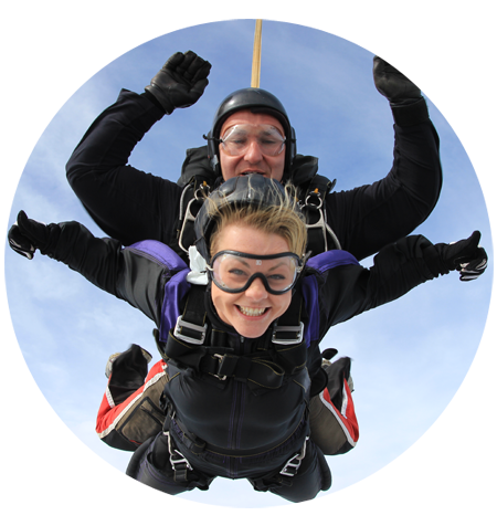 Tandem Skydiving in Bakersfield