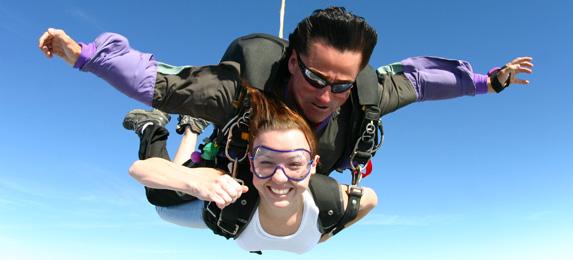 Malibu Tandem Skydiving