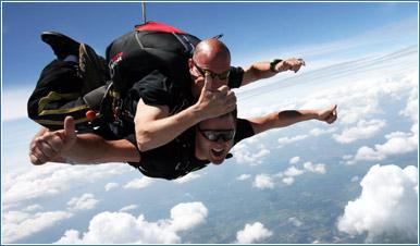 Riverside Tandem Skydiving