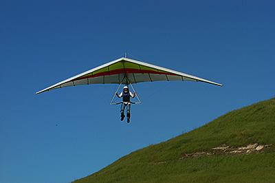 Sacramento Hang Gliding Beginner Training