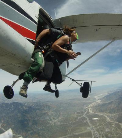 Palm Springs Tandem Skydiving
