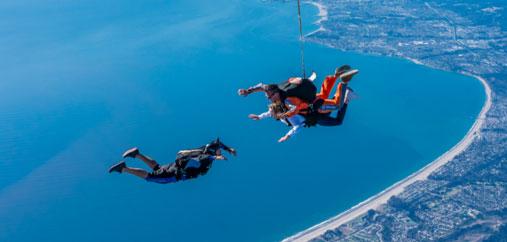 Oceanside Tandem Skydiving