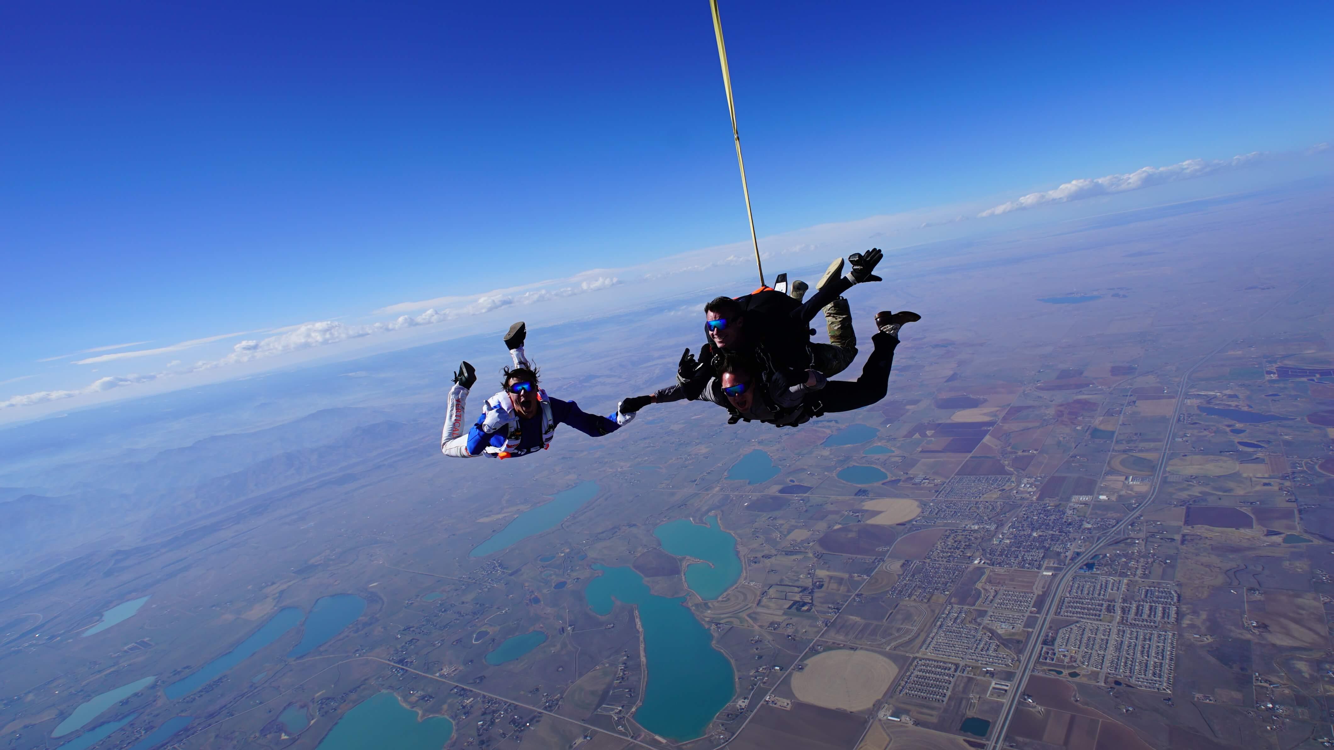 Denver Tandem Skydiving