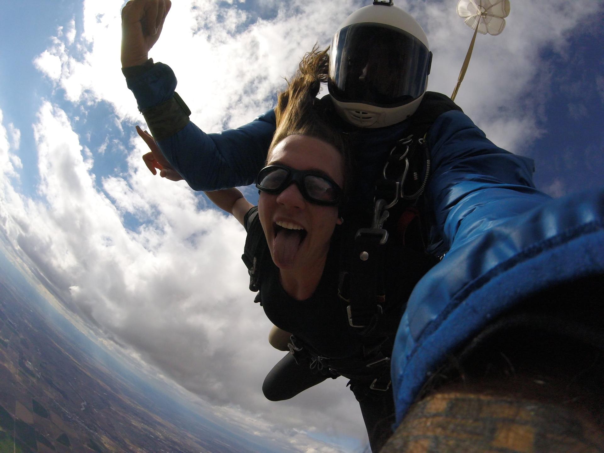 Fort Collins Tandem Skydiving