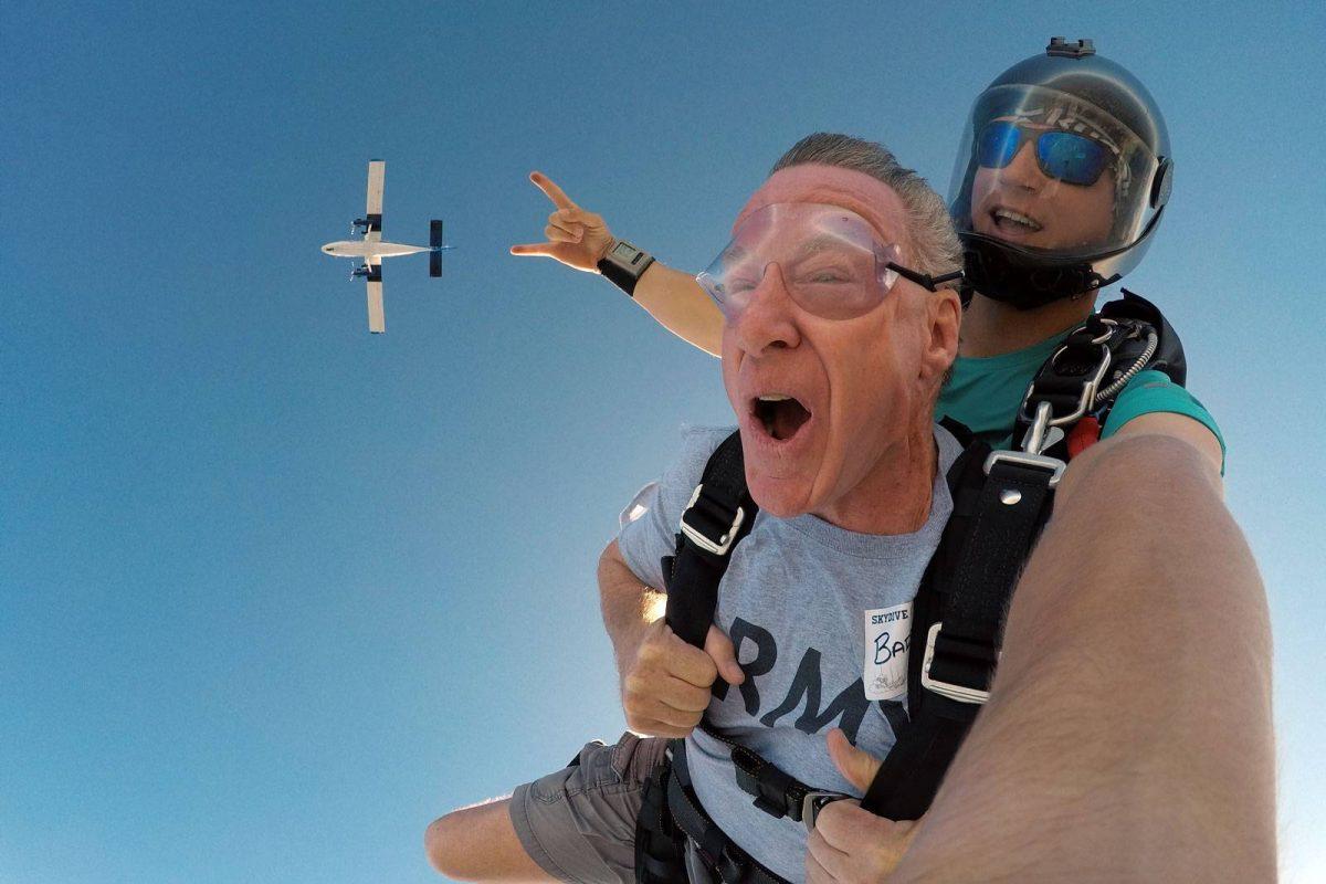 Tampa Tandem Skydiving
