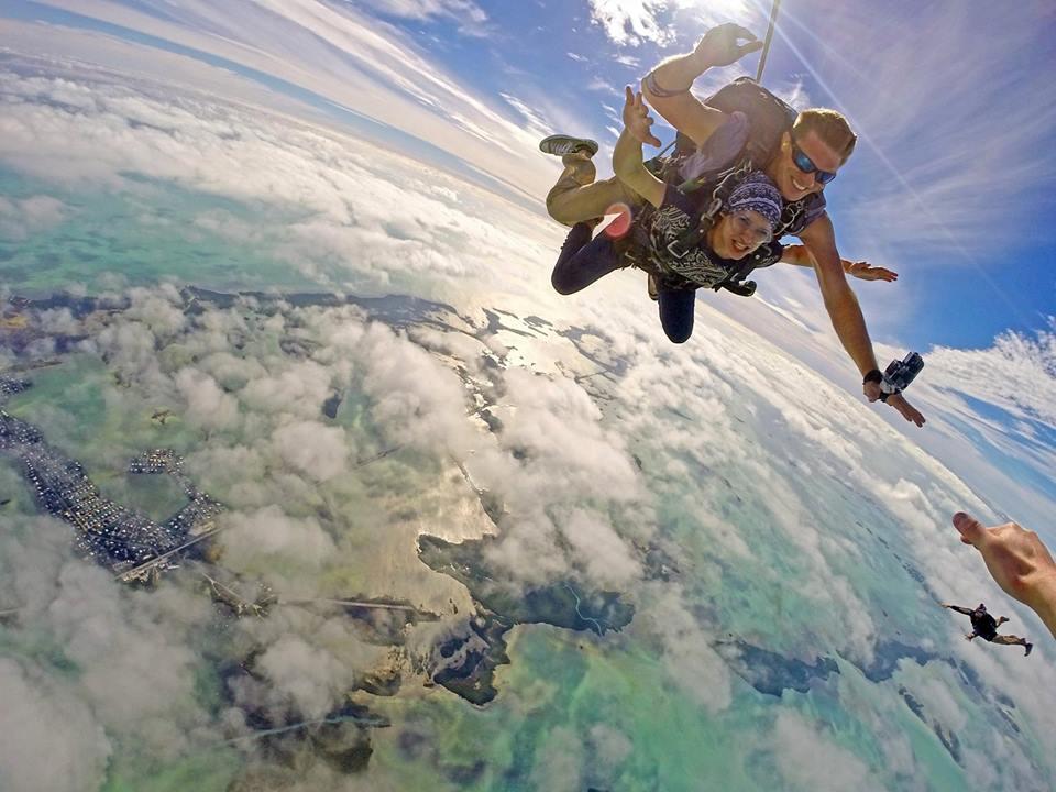 Key West Tandem Skydiving