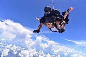 Miami Tandem Skydiving