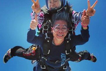 Tallahassee Tandem Skydiving Jump