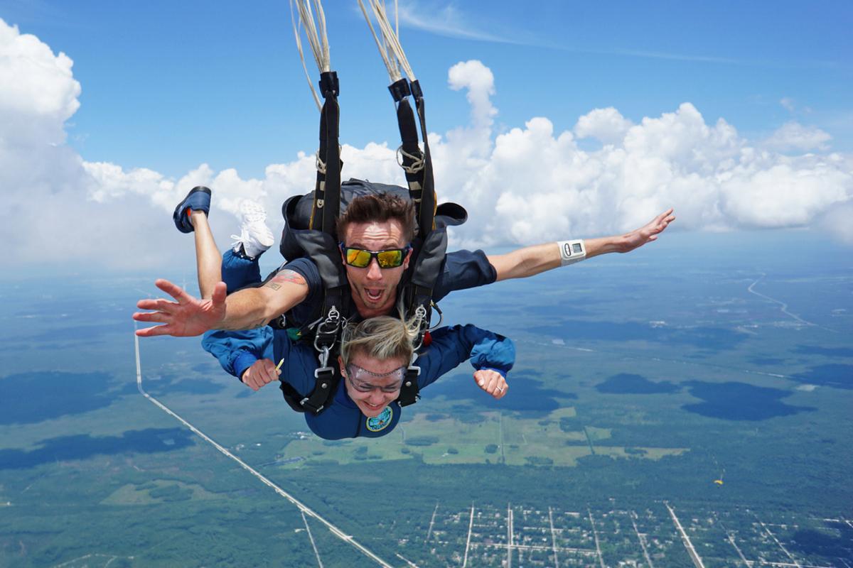 DeLand Tandem Skydive