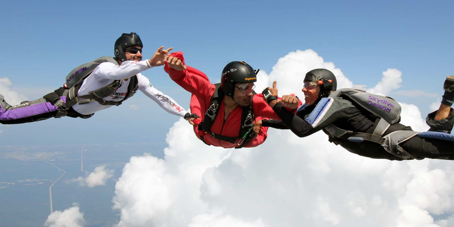 Learn to Skydive in DeLand