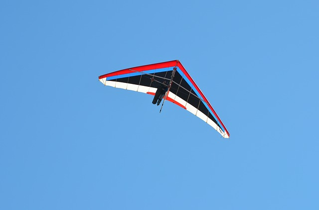 Sacramento Hang Gliding Intermediate Training